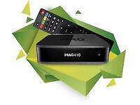 mag box 254 wd 1 year gift skybox cable box over box istar evo nova
