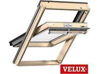 Cheap Pine Center Pivot Roof Windows