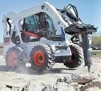 Concrete Removal & Skid steer