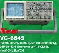 Hitachi VC-6645 4 Channel Digital Storage Oscilloscope