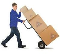 LOOKING FOR RELIABLE & AFFORDABLE MOVING? CALL 905-928-7080