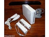 nintendo wii with all parts and box for sale