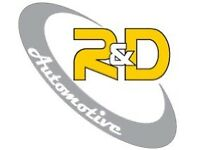 R&D AUTOMOTIVE SERVICES MOBILE MECHANIC AND RECOVERY SERVICE ALSO SCRAP CARS WANTED!