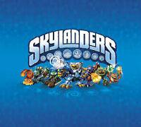 Skylanders Set (3 games, 2 portals, 25 characters + book)
