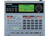 Boss DR-880 Drum Machine Roland