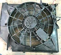BMW E46 Electric cooling fan ( Manual Trans )