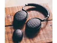 Black Parrot zik 3 headphones