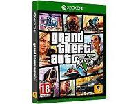 Xbox One Games - GTA V, Halo 5, Black Ops 3