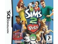 Selling Sims 2 pets