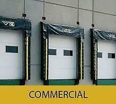 DOCK DOORS / WAREHOUSE DOORS / GARAGE DOORS 587-885-2206