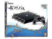 PS4 SLIM - 500GB - BOXED - 1 CONTROLLER
