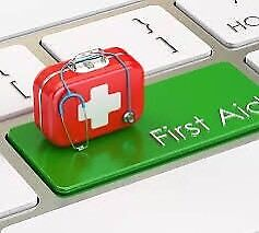 LEVEL 3 EMERGENCY FIRST AID AT WORK-ONLY £120
