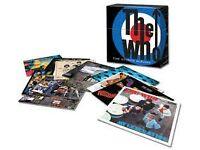the who vinyl box set