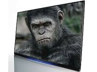 """50""""TV ,build in free view £170, ONO,need quick sale."""