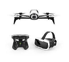 Parrot Bebop 2 Drone + Sky Controller + FVP Goggles + IPad Mini + Case Brisbane City Brisbane North West Preview