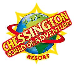 Chessington world tickets