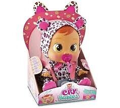 cry babies doll (new)