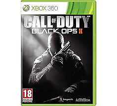 XBOX 360 CALL OF DUTY BLACK OPS 2 (LOTS OF OTHER TITLES IN STORE)