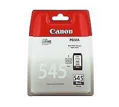 Canon 545 black ink cartridge