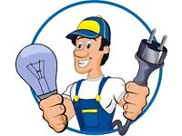 Electrician - Professional Reliable Service - Extra Sockets - Light Fittings etc - All Areas