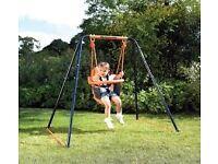 Hedstrom 2 in 1 Deluxe Swing.