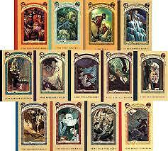A Series of Unfortunate Events by Lemony Snicket Hardcover