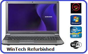 Samsung i5 15.5in Laptop Computer Kirribilli North Sydney Area Preview