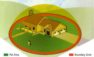 pet safe electric fence instructions