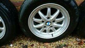 Alloys & tyres BMW 3 series