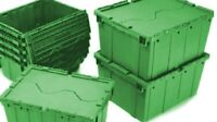 PLASTIC MOVING BOXES FOR RENT !!