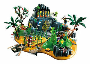 Playmobil Pirate Adventure Island Windsor Region Ontario image 1