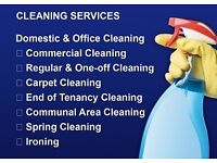 Professional Cleaning Services - Office - Commercial - End of Tenancy - Domestic Cleaning in London