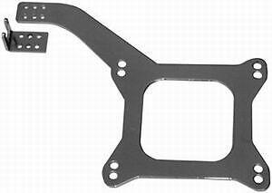 Holley Carburetor Linkage Plate Chrome Carb Throttle Return Holley AFB