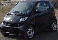 2006 Smart Fortwo CDI Coupe (2 door)