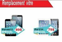 Reparer cellulaire vitre+LCD screen repair unlock