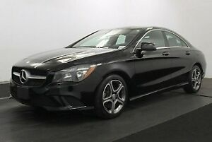 2014 MERCEDES CLA 250. 52,000 kms- REAR CAMERA