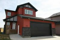 Stunning 4 bed house, double garage and walkout basment $2195