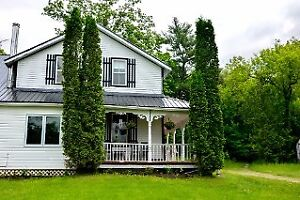 Crowe River Waterfront Home for sale