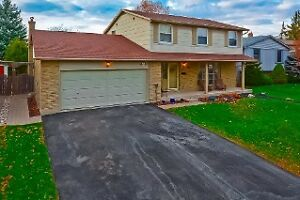 Westmount Location - Beautiful 4 Bedroom family home London Ontario image 1