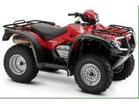 Honda 500 farm quad