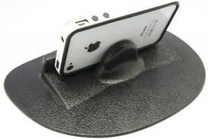 ANTI-GRIP-SLIP-STICKY-PAD-FOR-IN-CAR-APPLE-IPHONE-4-4S-IPAD-BLACKBERRY-HOLDER
