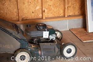 Lawn Mower -C