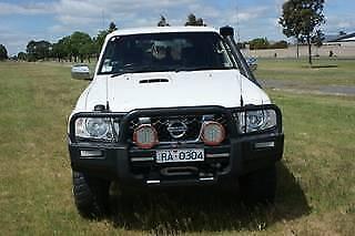 2005 Nissan Patrol GUIV ST 4.2Tdi