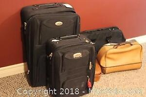 Suitcases And Bags. B