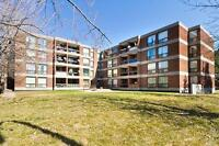 Bright & spacious 1 BDRM apartment rental in great Montreal area