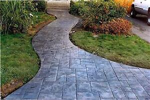 PATIOS, POOLS, SIDEWALKS, DRIVEWAYS...ALL YOUR CONCRETE NEEDS Oakville / Halton Region Toronto (GTA) image 1