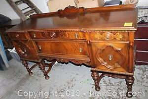 Malcolm Furniture Buffet Table