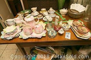 China and Tea Set A