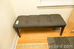 Upholstered Bench C