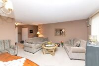 LARGE WELCOMING CONDO W/IN WALKING DISTANCE TO RIVERFRONT
